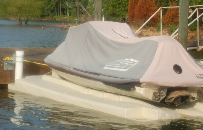 Park & Launch Your PWC Or Jet Ski With Ease On A Glide-N